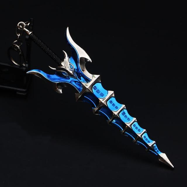 王者荣耀武器模型大展 这些你都认识几个?