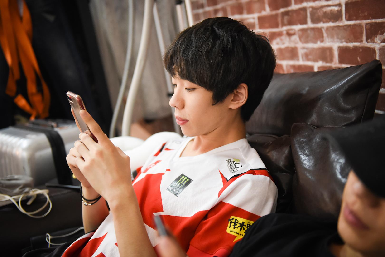 s7世界总决赛宣传拍摄花絮系列①